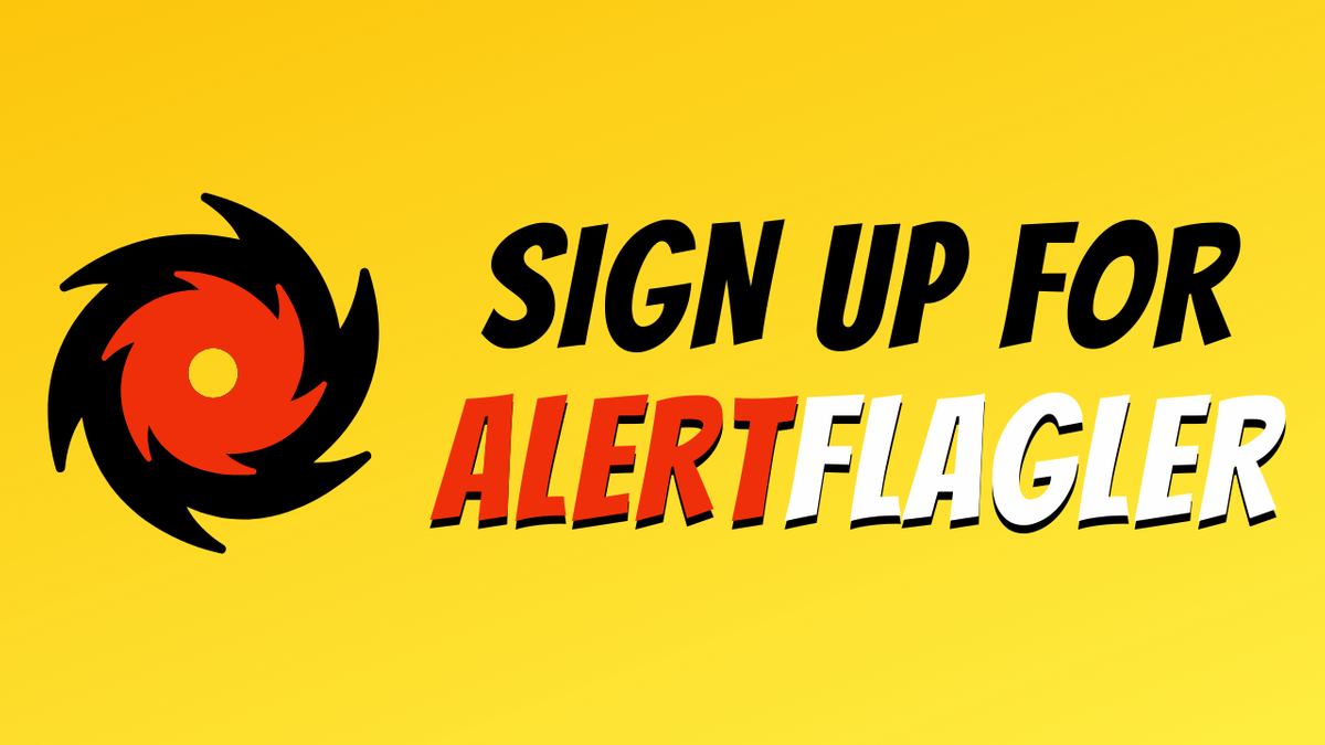 ALERT FLAGLER Sign Up