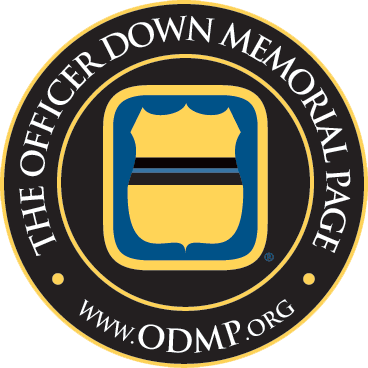 The Officer Down Memorial Page, www.ODMP.org, Logo