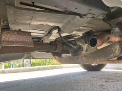 Sheriff Warns of Catalytic Converter Thefts