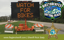 Biketoberfest is Here; Drive Safe and Arrive Alive
