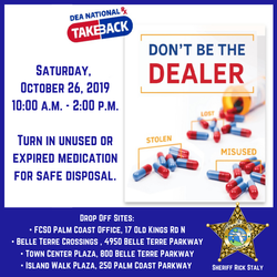 National Drug Take-Back Day 2019