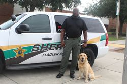 New Four-Legged Addition to FCSO's Youth Services Section and School Resource Deputy Unit