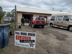 Drug Business in Bunnell Closed By Detectives