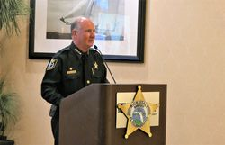 "Sheriff Hosts Second Annual ""Addressing Crime Together"" Public Meeting"