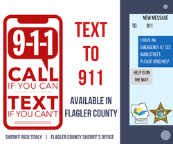 Text-to-911 Brings Law Enforcement to Aid of Domestic Violence Victim and Offender Arrested