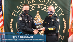 Sheriff Presents 2020 Quarter 1 and 2 Awards