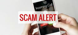 FCSO Warns of Scam Targeting Military Families