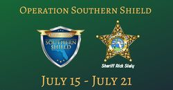 FCSO Partners with Agencies from Neighboring States for Operation Southern Shield to Reduce Traffic Fatalities