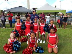 Flagler Warriors Football and Cheer League Sponsorship